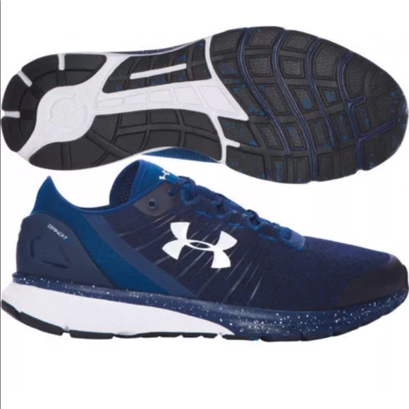 promo code 5a7ca 737f1 Under Armour Mens Charged Bandit 2 Running Shoes NWT